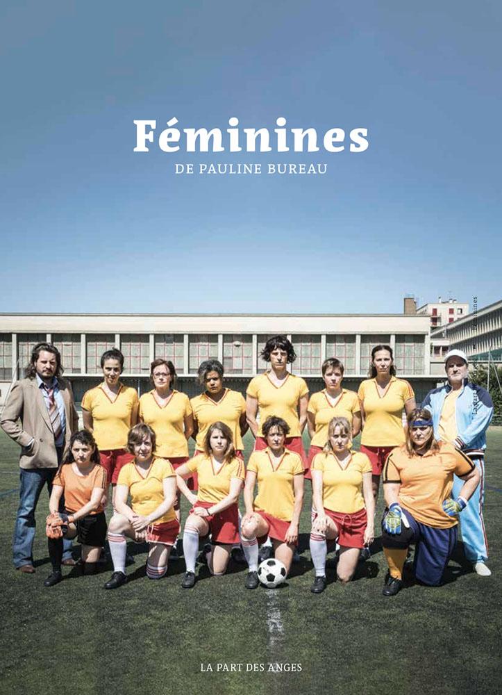 Visuel texte Feminines - Pauline Bureau